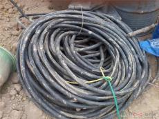 東至成軸三芯電纜鋁線回收價格