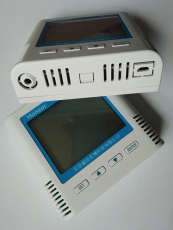 北京厂家供应RS485液晶数显式温湿度传感