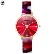 鑫柏琴設計工廠眼鏡膠簡約手表女士廣告禮品