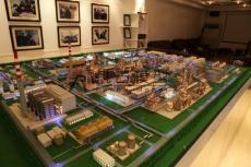 工业动态沙盘 机械动态沙盘模型