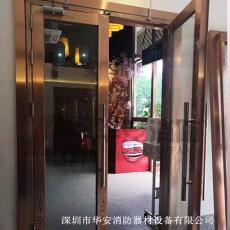 福永玻璃防火门更换公司