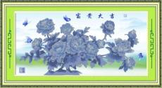 北京华美顿钻石画装饰好帮手市场需求特别大