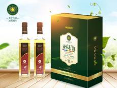 提供国内一级冷榨 食用植物油 精包亚麻籽油