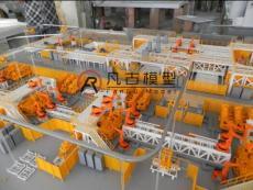 機械動態沙盤模型 智能交通模型