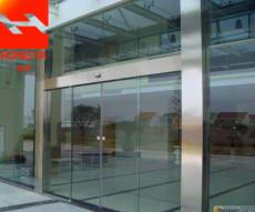 郑州大厦商场超市自动感应玻璃门