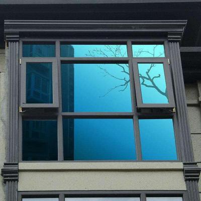 铜仁门窗贴膜银行防爆膜上门施工办公室磨砂