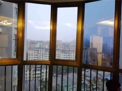 安顺办公室磨砂膜建筑膜隔热膜窗户防晒膜上