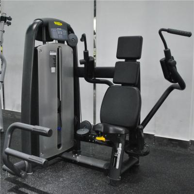 力量器械健身房用美能達蝴蝶機訓練器廠家