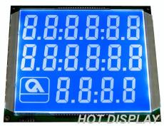 2.4寸TFT顯示屏QVGA分辨率寬視角TFT顯示屏