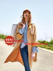 韩序品牌女装折扣批发时尚品牌女装直播货源