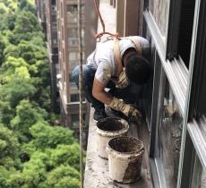 合肥樓房外墻滲水維修公司-洪管家更專業