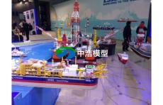 油气工程实训模型 钻机 海上 采油实训模型