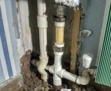 太原漪汾街维修洗菜池水龙头漏水更换下水管