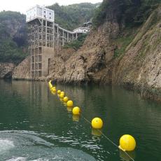 紅色警示浮漂40厘米塑料浮球制造廠家