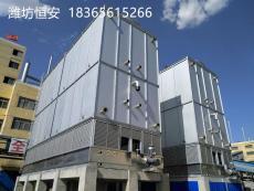 闭式冷却塔与开式凉水塔的区别