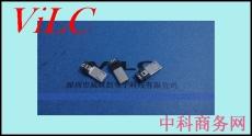 MICRO 5P公头 加长迈克插头 焊线式前五后五