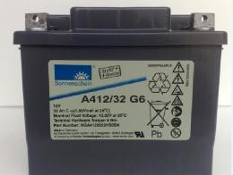 德国阳光蓄电池A412/100 A 12V100AH价格