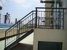 天津西青区制作安装铁艺围栏别墅大门防护窗