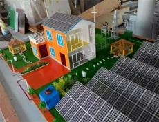厂家直销太阳能光伏发电模型光热发电模型
