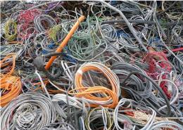 呼倫貝爾二手電筒纜回收-撤舊電纜回收