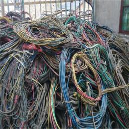 哈密回收二手電筒纜-拆遷電纜回收