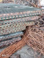 界首黃銅管回收實時估價
