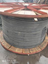 蚌山整卷四芯电缆铝线回收有多少全收