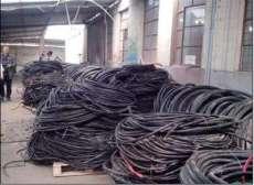 杜集整轴4芯电缆铝线回收有多少全收