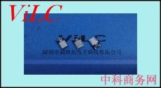 前五后二-焊线式MICRO 5P公头-充电短体10.5