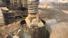 旋挖钻机专用化学泥浆价格泥浆批发