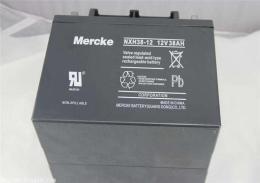 默克BSG121600蓄电池太阳能光伏