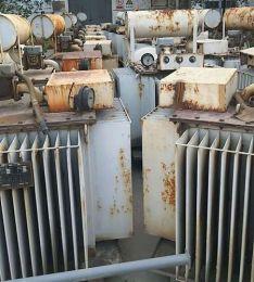 聊城变压器回收-废旧变压器回收价格