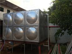 304不锈钢水箱厂家 山东筑兴不锈钢钢板水箱