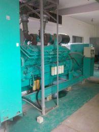 浦东柴油发电机组回收浦东二手发电机回收