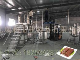 猪血块生产线-全自动血块生产线-血块生产线