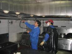 武昌區洪山區油煙機專業清洗價格電話