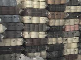 珠海回收整厂毛纱库存专业长期高价
