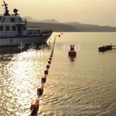 云南水库浮式拦污排广西垃圾拦截浮筒型号