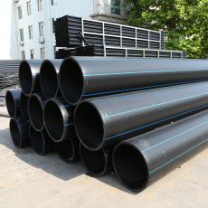 對接式PE給水管廠家圣大管業供應包頭PE管