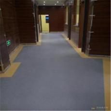 办公室pvc塑胶地板 塑胶地板定制