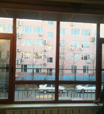 平開式斷橋鋁窗戶