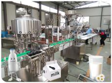 羊奶生产设备-小型羊奶加工设备-小型羊酸奶