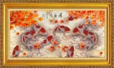 骏枫国艺钻石画精益求精的制作工艺