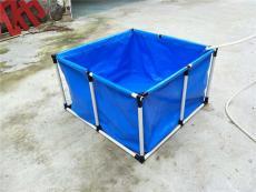 優質加厚pvc涂塑帆布防滲漏儲水池養魚池