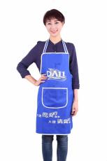 昆明廣告圍裙定做廠家送人禮品圍腰上做廣告
