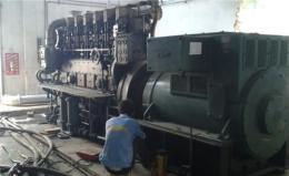 湖里康明斯發電機收購湖里工廠發電機回收