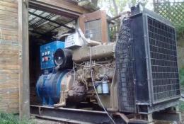 集美收購低噪音發電機集美工廠發電機回收