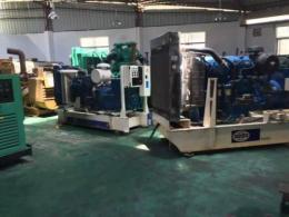 龙池旧发电机收购龙池150KW发电机回收