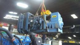 龙文回收玉柴发电机龙文工地发电机回收