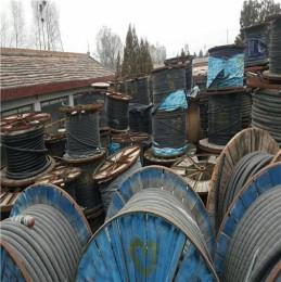 漢中哪里回收電纜-撤舊電纜回收